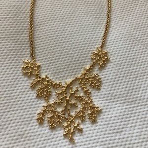 Lilly Pulitzer Coral Necklace